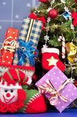 Regalos de navidad — Foto de Stock