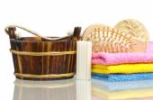 Bathing accessories — Stockfoto