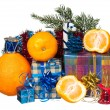 Christmas gifts — Stock Photo #55375023