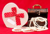 Jewel box — Stock Photo