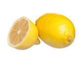 Yellow lemon — Stock Photo