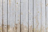 Old light-blue wooden wall background texture — Stock Photo