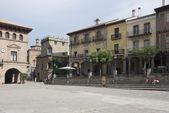 Tourists visiting Spanish Village  — Stock Photo