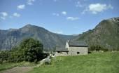 Straße durch Andorra — Stockfoto