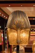 Back of King Tut's Death Mask — Stock Photo