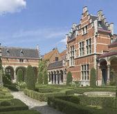 Palace in Mechelen, Belgium — Stock Photo