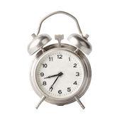 Old metal alarm clock — Stock Photo
