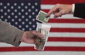 American Charity — Stock Photo