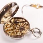Antique pocket watch — Stock Photo #63505241