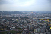 Prague from the City Tower — Stock Photo