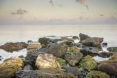 Caribbean Sunset — Stock Photo