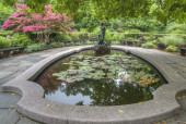 Burnett Fountain — Stock Photo