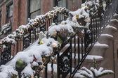 美国纽约市曼哈顿上流社会 — 图库照片