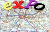 Expo 2015 — Stock Photo