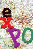 Expo 2015 — Stockfoto