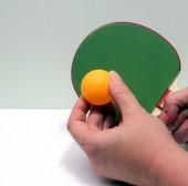Tennis table — Zdjęcie stockowe