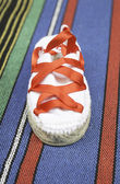 Shoes san fermin — Stockfoto