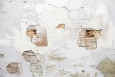 Broken Brick Wall — Stock Photo