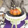 Cake with Witch — Stock Photo #59076717