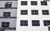 Building for urban construction — Stok fotoğraf