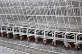 Carts to buy — Stock Photo