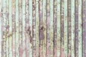 Yeşil paslı metal — Stok fotoğraf