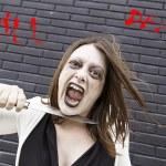 Madwoman knife — Foto de Stock   #71956097