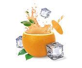 Orange — Zdjęcie stockowe