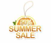 Summer ausverkauf — Stockfoto