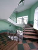 RUSSIA, NADYM - JUNE 6, 2011: Corporation GAZPROM in Novy Ureng — Stok fotoğraf