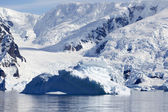 Nature and landscapes of Antarctic — Foto Stock
