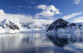 Nature and landscapes of Antarctic — Fotografia Stock