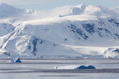 Nature and landscapes of Antarctic — Stockfoto