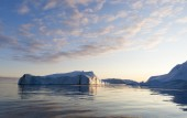 Nature and landscape of Greenland — Stock Photo