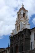 San roque katolik kilisesi — Stok fotoğraf