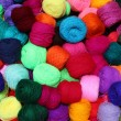 Colorful Skeins of Wool — Stock Photo #53983915