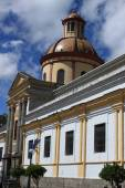 Church in Otavalo — Stock Photo