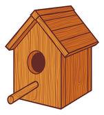 Birdhouse — Stockvector