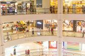 KUALA LUMPUR - March 01, 2015: Suria KLCC in Petronas Twin Tower — Stock Photo