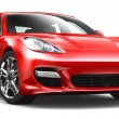 Red sport car — Stock Photo #54824013