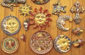 Ceramica siciliana — Foto Stock