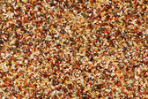 Dried spice mix seamless background — Stock Photo