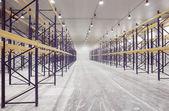 Large newly build warehouse  — Stock Photo