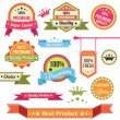 Premium Vector Badges and Labels — Stock Vector #66887953