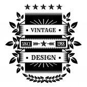 Vintage banner 12 — Stock Vector