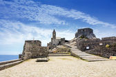 Church of San Pietro Portovenere — Stock Photo