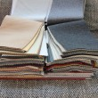 Fabric for upholstery the furniture — Stock Photo #56245973