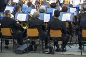 Symphonic Orchestra — Stock Photo
