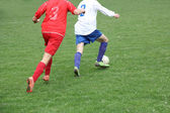 Football or Soccer — Stock Photo