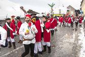 Carnival parade in Samobor — Stock Photo